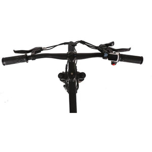 X-Treme Trail Maker Elite 24 Volt Electric Mountain Bike 300 Watt Rear Hub Motor Handlebars