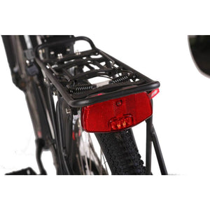 X-Treme Trail Maker Elite 24 Volt Electric Mountain Bike 300 Watt Rear Hub Motor Rear Pannier Rack