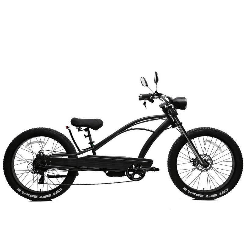 California Bicycle Factory Eagle Electric Fat Tire Beach Cruiser Bicycle