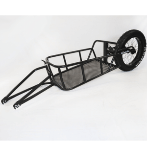 BackCountry eBikes Hunting Cargo Trailer