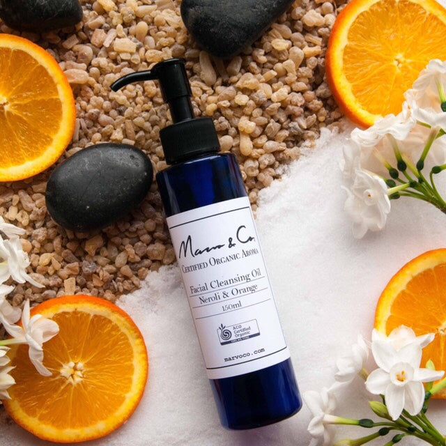 Vegan Organic Cleansing Oil !??