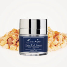 Load image into Gallery viewer, [Marvo & Co] Facial Rich Cream Fresh Frankincense 30g