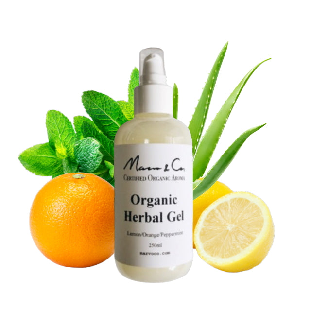 [Marvo&co] Organic Hygiene Hand Gel 250ml
