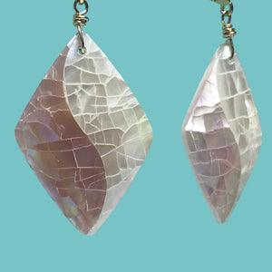 [SURF JEWELLERY] Crush Shell x Pink & White (1-7-A)