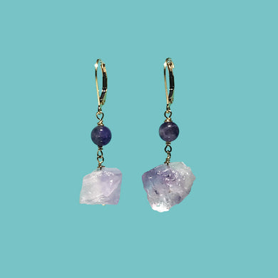[SURF JEWELLERY] Candy Stones Amethyst (3-2-B)