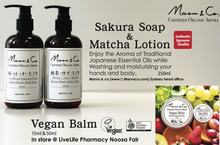 Load image into Gallery viewer, Matcha Hand & Body Lotion  250ml