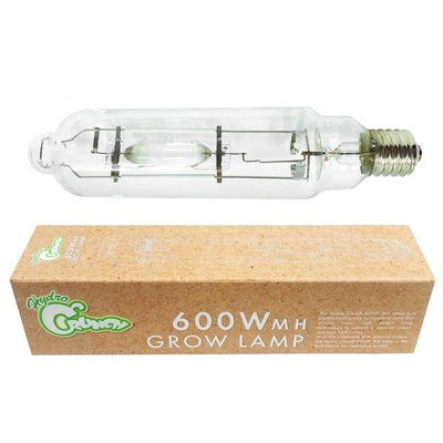 600-Watt Metal Halide MH High Intensity Discharge HID Grow Light Bulb