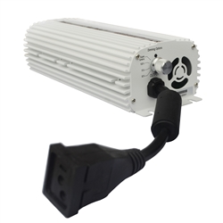 Hydro Crunch 400-Watt HPS MH Digital Dimmable 120/240-Volt Ballast for Grow Lights