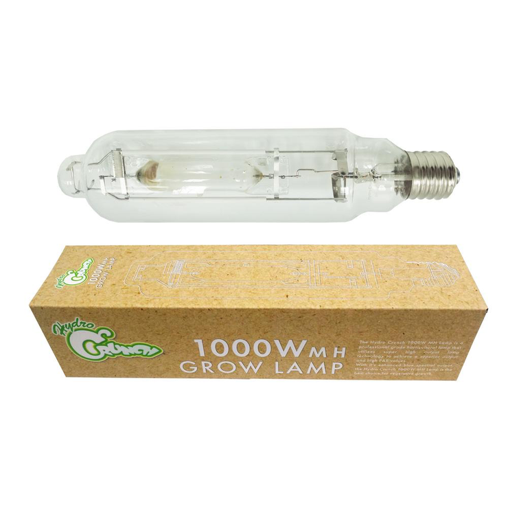 1000-Watt Metal Halide MH High Intensity Discharge HID Light Bulb