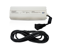 Hydro Crunch 600-Watt HPS MH Digital Dimmable 120/240-Volt Ballast for Grow Lights