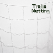 5 ft. x 15 ft. Heavy Duty Garden Trellis Netting