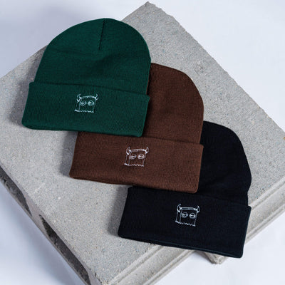 Bag Boy Outline Beanie