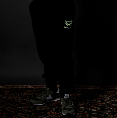 Bag Boy Glow In The Dark Sweatpants