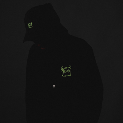 Bag Boy Glow In The Dark Hoodie