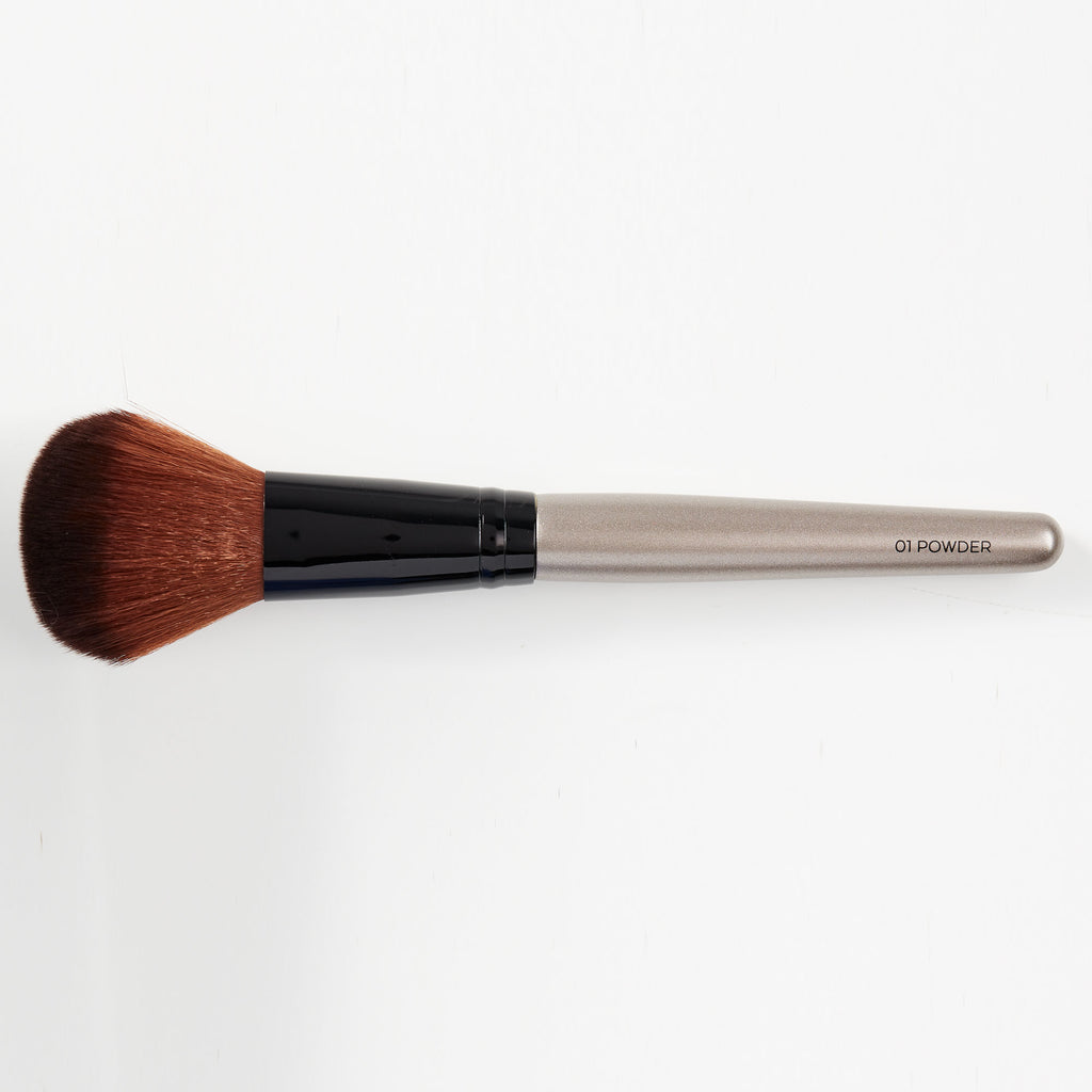 Powder Brush - HeyBabe Cosmetics