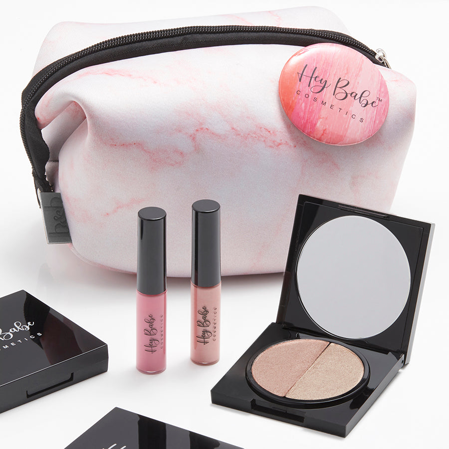 The Perfect Gift Bag!! Limited Edition Sweetly Kissed Bag and Bougie [Ships December 14, 2020]