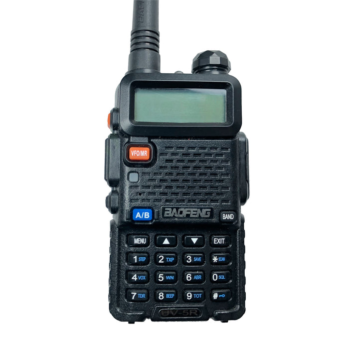 Pack 8 Radio Walkie Talkie Digital Baofeng UV-5R VHF/UHF/FM