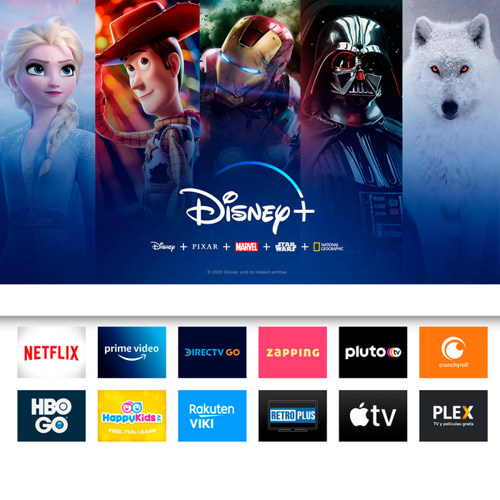 Xiaomi Mi TV Stick Original Full HD Disney Amazon Netflix