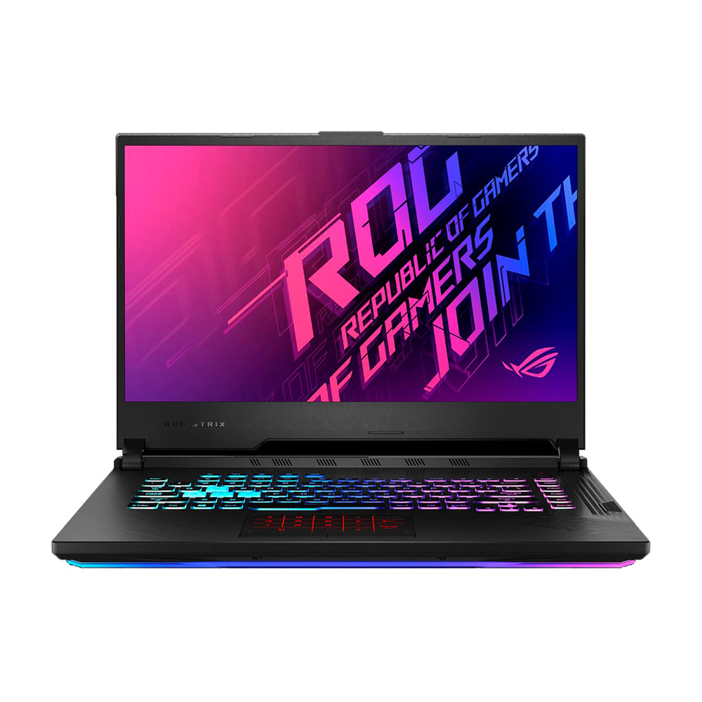 "Notebook Gamer Asus ROG i7 8GB 512GB SSD 15.6"" GTX1660Ti W10"