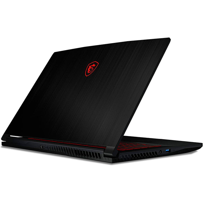 "Notebook Gamer MSI Core i5 8GB 256GB SSD 15.6"" GTX 1650 W10"