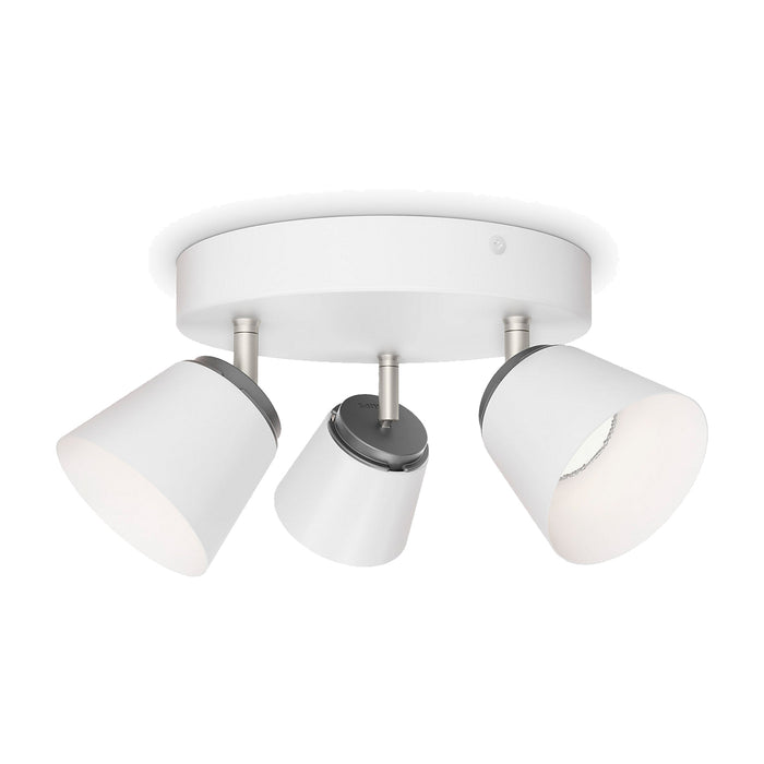 Aplique de Techo Philips Dender LED 3x4 Watts