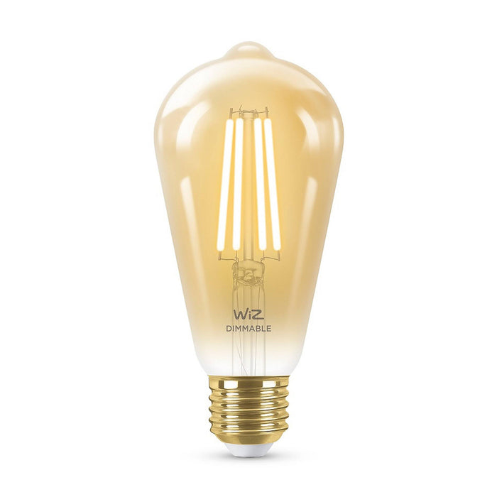 Ampolleta LED Inteligente WiZ Vintage Tonos Calidos WiFi