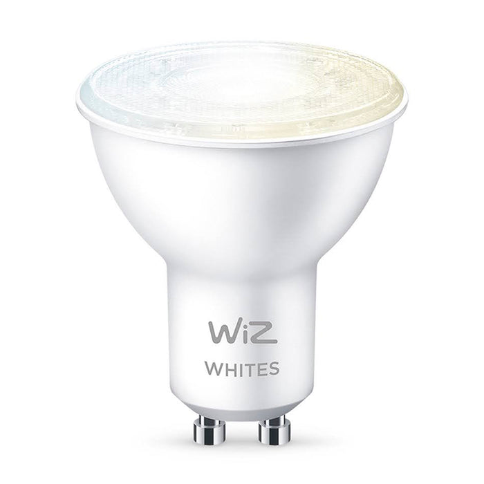 Ampolleta LED Inteligente WiZ Luz Fria & Calida 4.9W GU10 WiFi