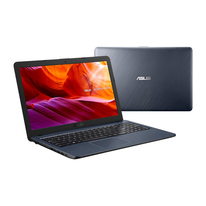 "Notebook Asus X543MA Celeron N4000 4GB 1TB 15.6"" Win10"