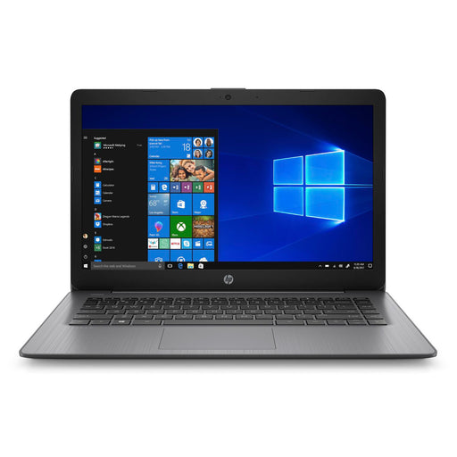 "Notebook HP Celeron N4000 4GB 64GB eMMC 14"" Win10 Home S"