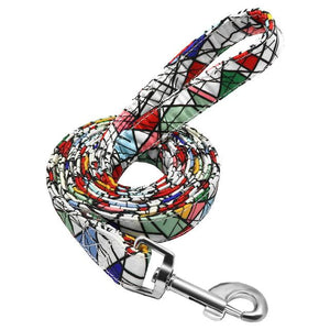 Boho Print Dog Leash - Shop & Dog