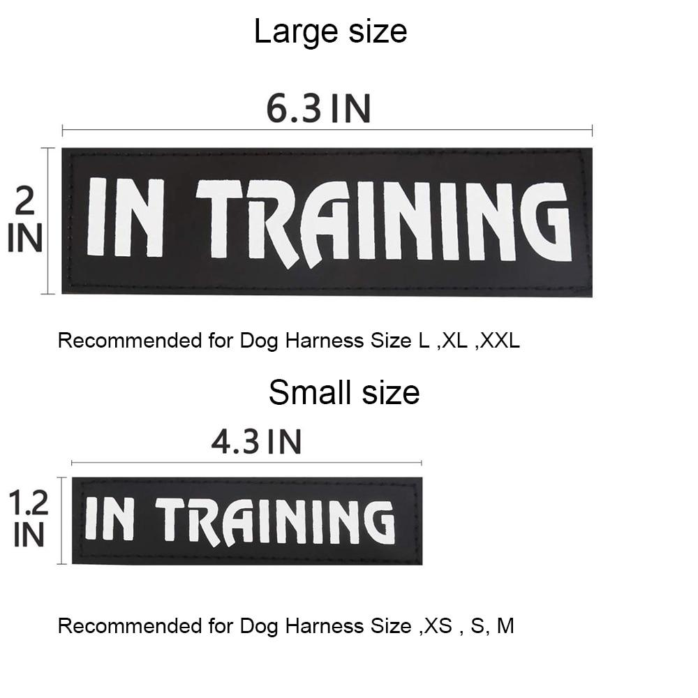 Name Patches for Dog Harnesses - Shop & Dog