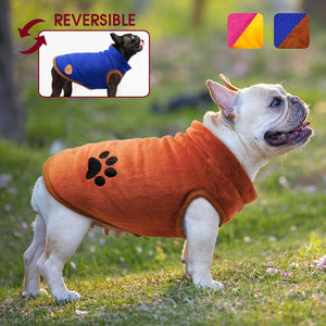 Chaleco polar acolchado reversible - Shop & Dog