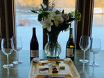 Virtual Cheese and Wine tasting featuring Woman-Owned Business