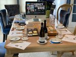 Virtual Cheese and Wine tasting celebrating Father's Day