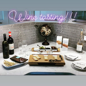 Virtual Cheese and Wine Tasting visiting ITALY !