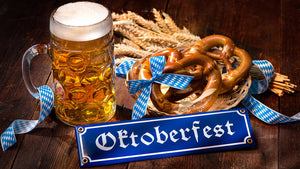 Cheese and Beer Tasting celebrating OKTOBERFEST !