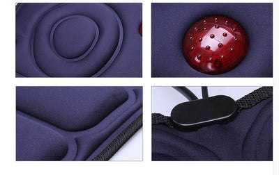 Heated Full Body Massage Mat - GenZenTech