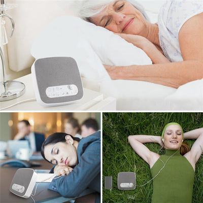 Multi-Function Relaxing White Noise Machine - GenZenTech