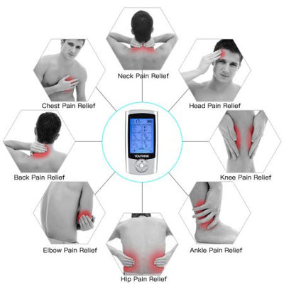 Body Massage Electric Muscle Stimulator - GenZenTech