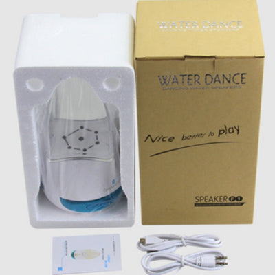 Dancing Water Spray Bluetooth Speaker - GenZenTech
