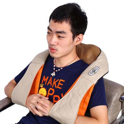 Heated Neck and Shoulder Massager - GenZenTech