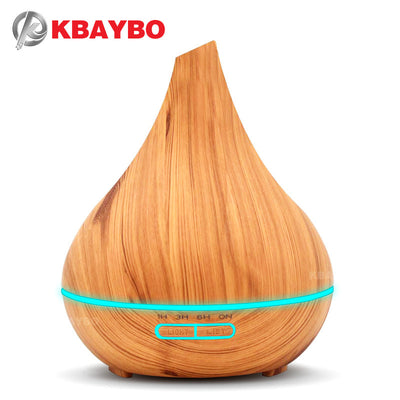 Kbaybo Ultrasonic Air humidifier - GenZenTech