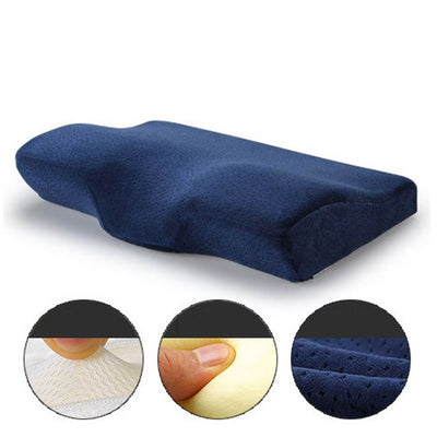 Orthopaedic Memory Foam Massage Pillow - GenZenTech