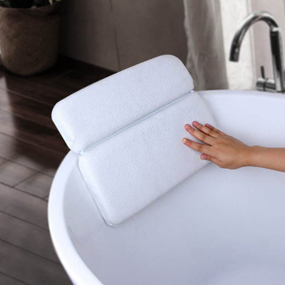 Soft Bathtub Headrest Pillow - GenZenTech