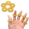 Finger Massage Acupuncture Rings - GenZenTech