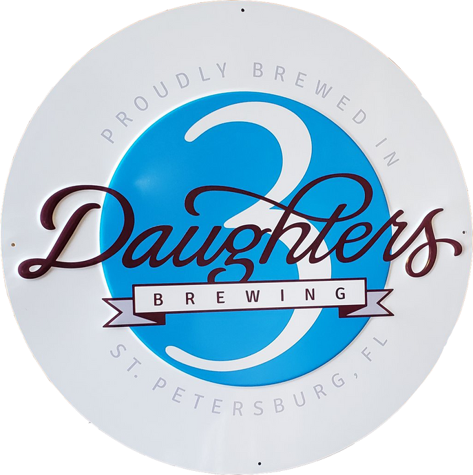 3 Daughters Brewing Tackers