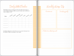Whole Human Mama 90-Day Planner