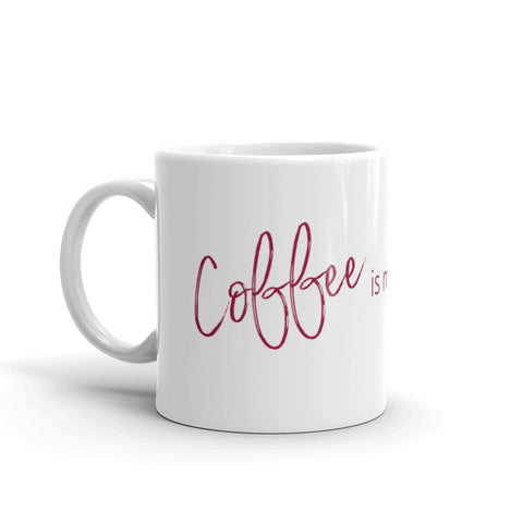 Coffee Love Language Mug