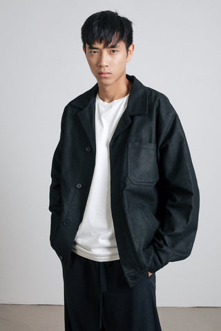 Black Worker Jacket