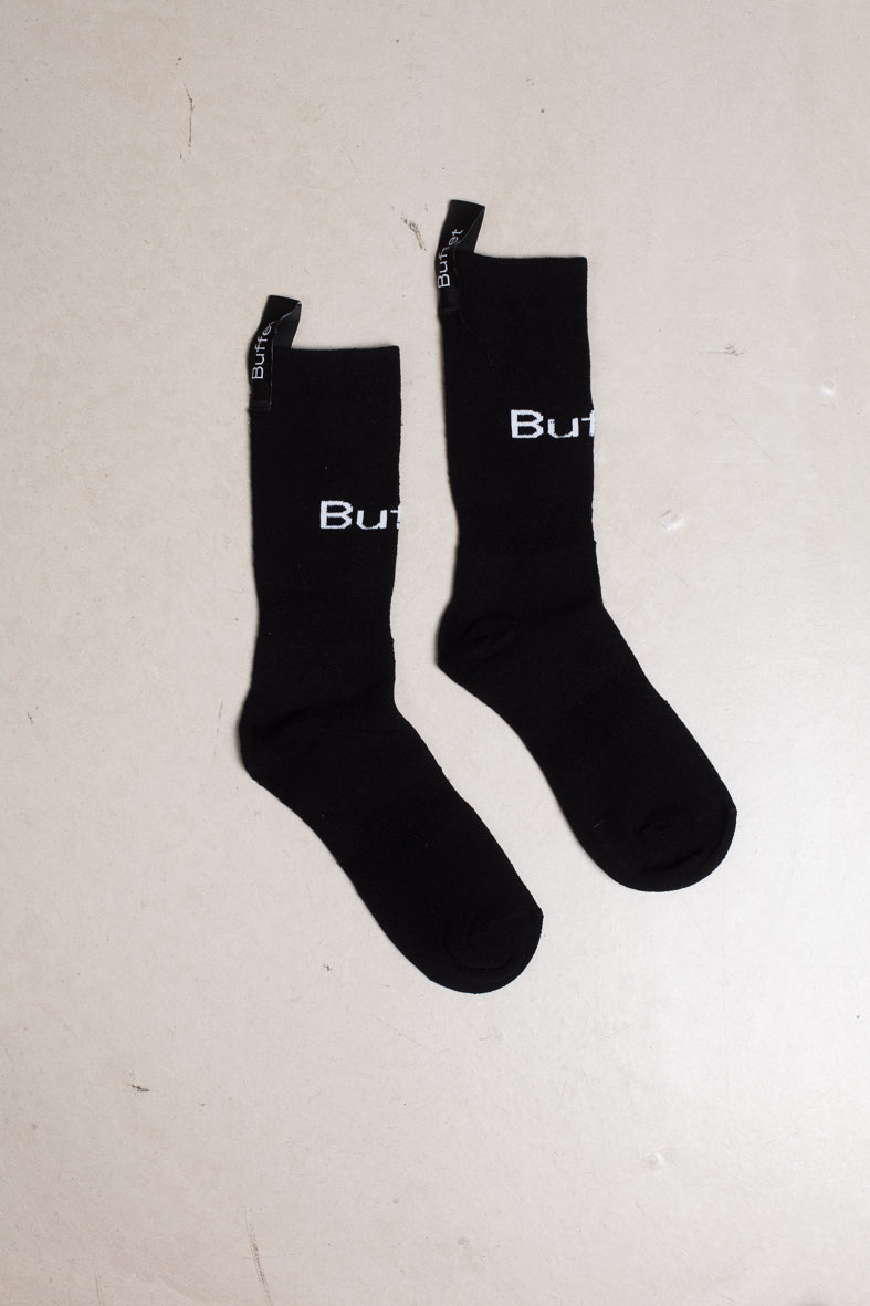 Black Socks 2pack